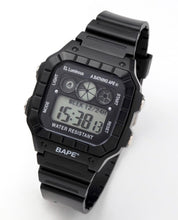 Load image into Gallery viewer, A BATHING APE BAPE DIGITAL WATCH w/ MENS 2020 S/S E-MOOK - BAPEPLUGTO