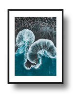 Jelly Jelly (Pupukea), Framed