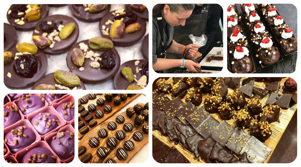 Virtual Online Chocolate Tasting | Colleen's Chocolates