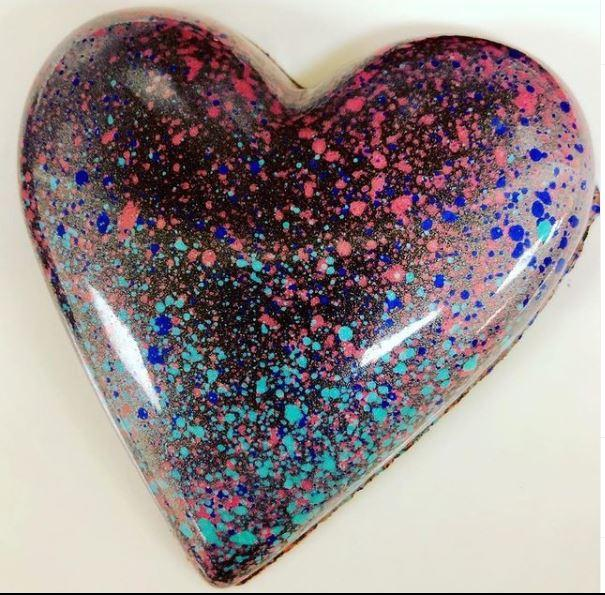 Big Heart - Colleen's Chocolates