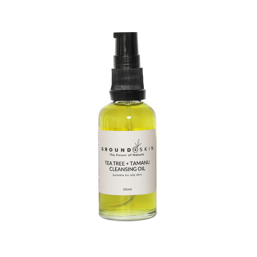 Tea Tree & Tamanu Cleansing Oil