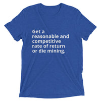Rate of Return T-Shirt