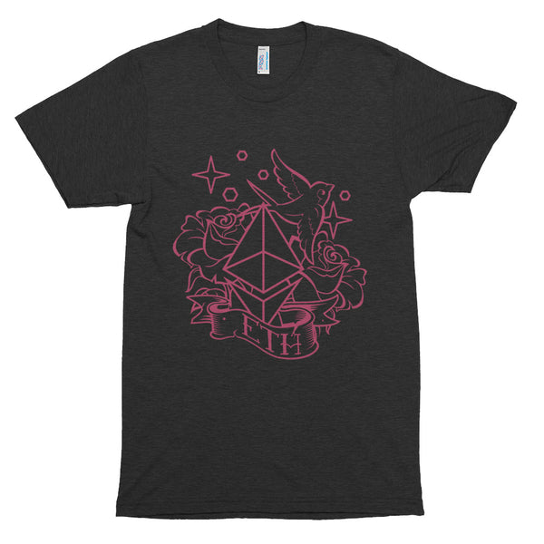 Ethereum Rose T-shirt