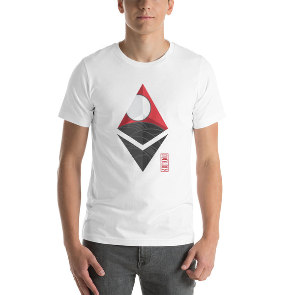 Japan Ethereum T-shirt by Hitoshi Miyata (♂)