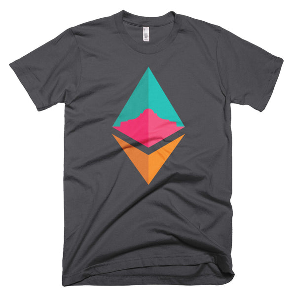 Ethereum Alamo City Logo T-shirt
