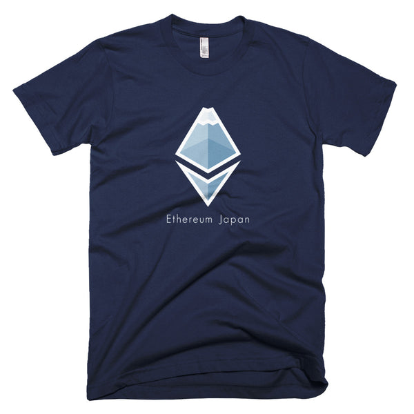 Ethereum Japan Logo T-shirt (♂)