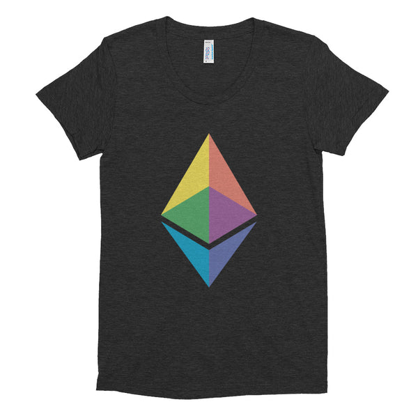 Rainbow Logo T-shirt (♀)