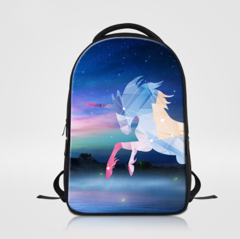 Unicorn Laptop Backpack