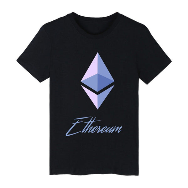 Ethereum 80s Rock T-shirt