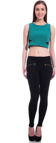 Ejebo Black Jegging - Ambitionmart