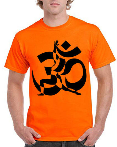 "Ejebo Bhola T-Shirt For Men's ""OM"" - Ambitionmart"