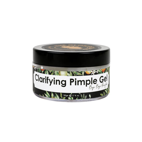 The Glow Rituals Clarifying Pimple Gel (50 g) - Ambitionmart