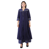 SG Kurtiz Cotton Kurti With Double Layer SG407 - Ambitionmart