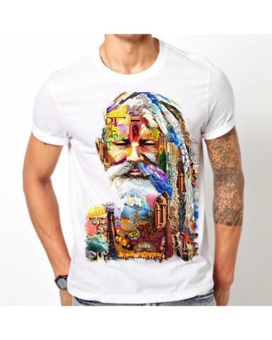 "Ejebo Bhola T-Shirt For Men's ""BABA"" - Ambitionmart"