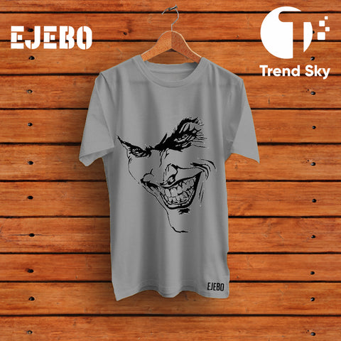 Ejebo Round Neck Joker T-Shirt For Mens - Ambitionmart