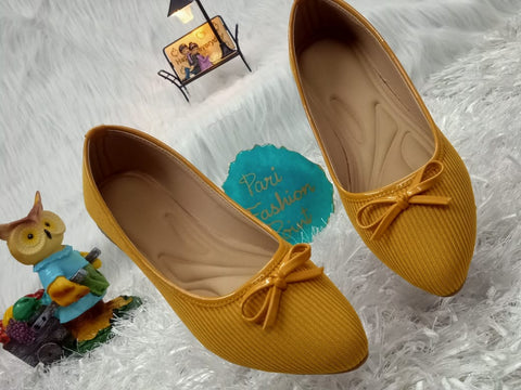 PF Fashion Yellow Bellie - Ambitionmart