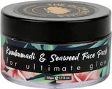 The Glow Rituals Kumkumadi and Seaweed Face pack For Ultimate Glow (50 g) - Ambitionmart