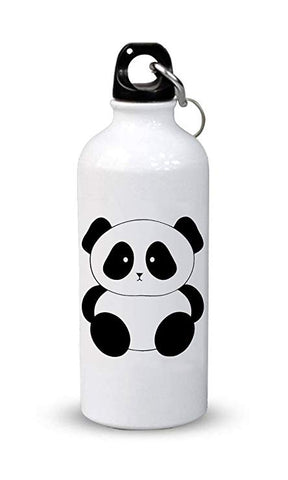 Ejebo Panda Printed White Sipper - Ambitionmart