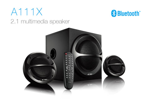 F&D 2.1 Bluetooth Speaker A111X - Ambitionmart