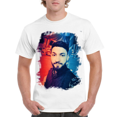 Customize T-Shirt For Men's (Available For Women's & Kids Also) - Ambitionmart