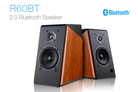 F&D 2.0 Bluetooth Speakers SFD-R60BT - Ambitionmart