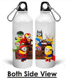 Ejebo Minion Despicable Me Printed Sipper - Ambitionmart