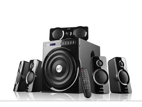 F&D 5.1 Bluetooth Speakers F6000X - Ambitionmart