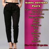 Aarfa Neavy Blue Pant - Ambitionmart