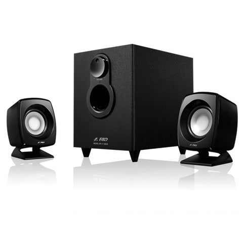 F&D 2.1 Speakers F203G - Ambitionmart