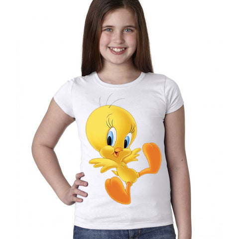Ejebo Kids Graphic T-Shirt for Girls - Ambitionmart