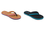 PKKART Multicolor Flip Flop Combo Pack Of 2 (FFF-020-TN+SKB) - Ambitionmart