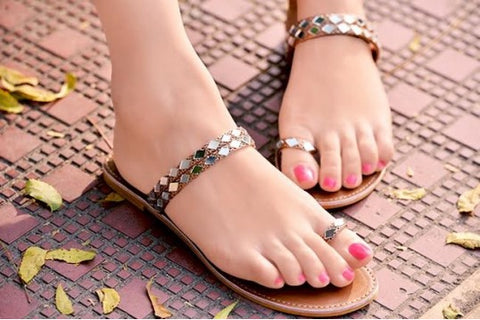 PKKART Sandals For Women and Girls (F-103-BR) Store ambitionmart.com