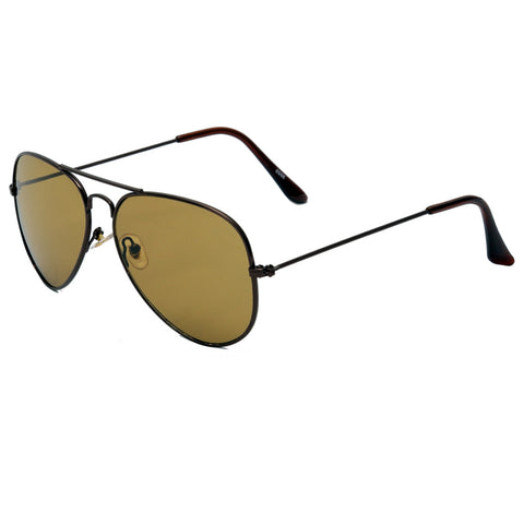 Ejebo Aviator Brown Sunglasses TD-BRW-01 - Ambitionmart