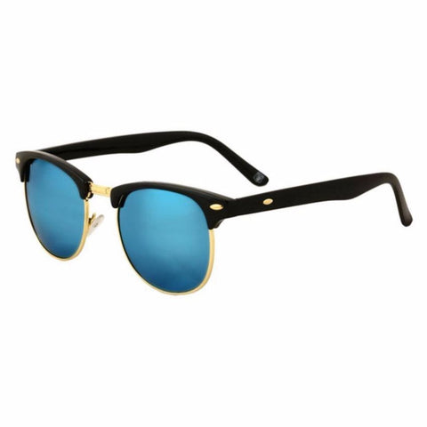 Ejebo Clubmaster Blue Sunglasses TD-BLU-02 - Ambitionmart