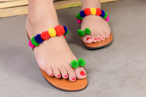 PKKART Flats For Women and Girls (P-009-ML) - Ambitionmart