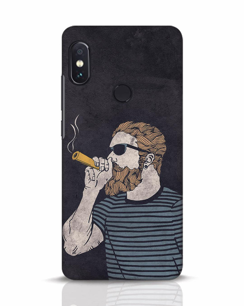 sale retailer ee6ff d86b3 High Dude Xiaomi Redmi Note 5 Pro Mobile Cover