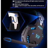Kotion Each Over The Ear Headset With Mic And Vibration - G2100 - Ambitionmart