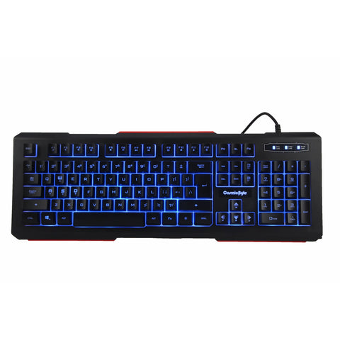 Cosmic Byte Corona Wired Gaming Keyboard with LED - Ambitionmart