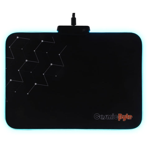 Cosmic Byte Volcano Gaming RGB Mousepad with Effect - Ambitionmart
