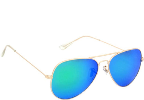 Ejebo Aviator Green Sunglasses TD-GRN-01 - Ambitionmart