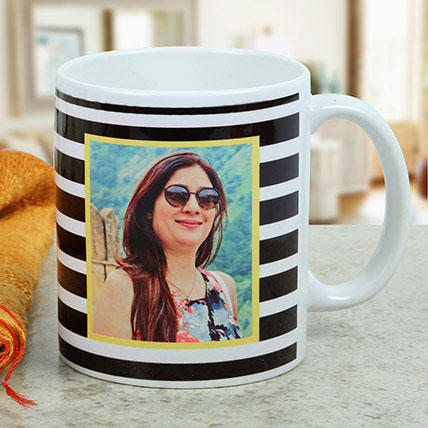 Ejebo Personalised Printed Mug For Her - Ambitionmart