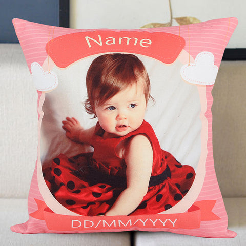 Ejebo Personalized Little Angel Cushion - Ambitionmart