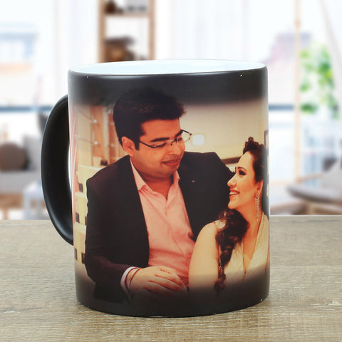 Ejebo Personalized Magic Mug - Ambitionmart