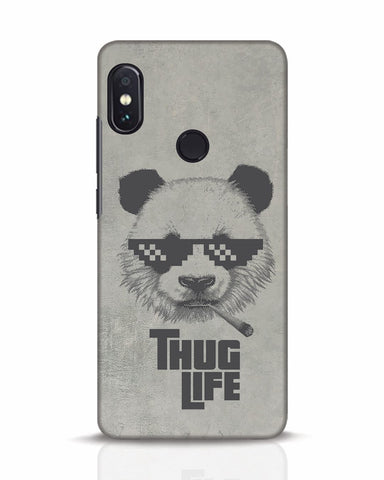 Thug Life Xiaomi Redmi Note 5 Pro Mobile Cover - Ambitionmart