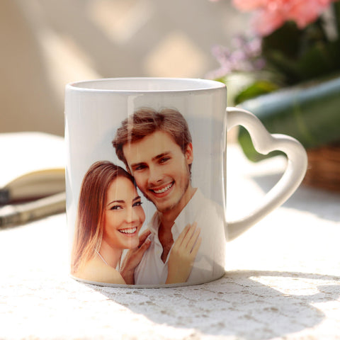 Ejebo V-Day Special Personalised Mug - Ambitionmart