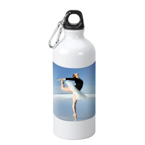 Ejebo Dancing Girl Printed White Sipper - Ambitionmart