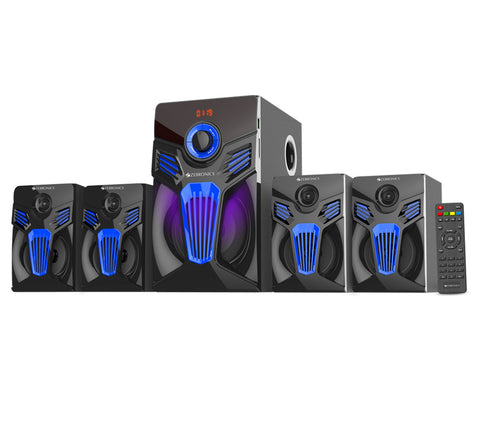 Zebronics ZEB-FANTASY 4 BTRUCF  4.1 Multimedia Bluetooth Speaker System - Ambitionmart