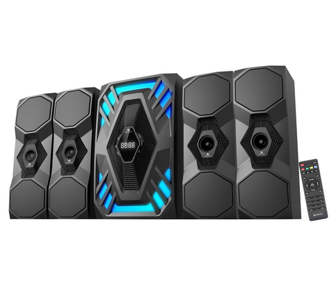 Zebronics ZEB-FUTURE 4 BT RUCF 4.1 Multimedia Bluetooth Speaker System - Ambitionmart
