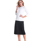 A Line Ultra Pocketed Skirt 2790b - MissFinchNYC