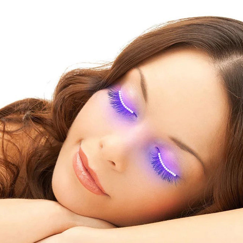 CircleColour® EyeCircle Lens Microeyelenses Led Luminous Eyelashes B2288